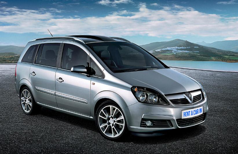 Opel Zafira 7 Sedi Ta 5 2 Dizel Rent A Car Srbija